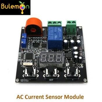 5 шт./лот AC обнаружения ток Сенсор модуль 0-5A линейный Выход задержка может быть установлен