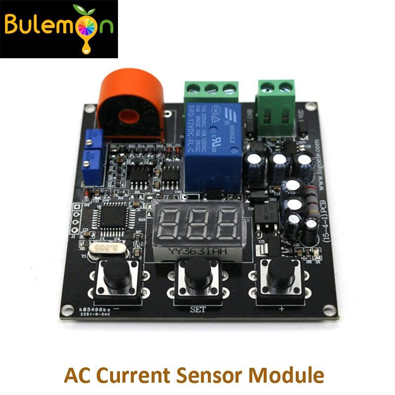 5pcs/lot AC Detection Current Sensor Module 0-5A Linear Output Delay Can Be Set5pcs/lot AC Detection Current Sensor Module 0-5A Linear Output Delay Can Be Set