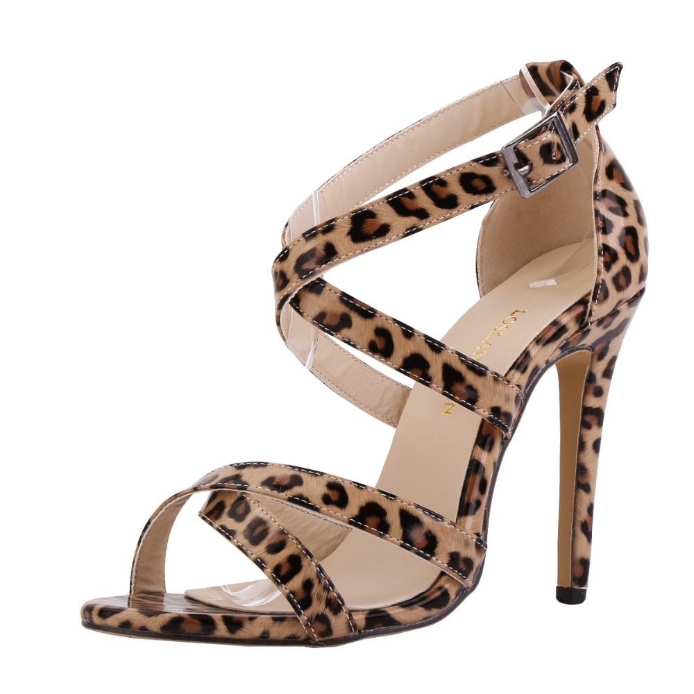 Brand Women Pumps Leopard White Shoes Woman High Heels Stiletto Evening Shoes Women Patent Leather Sexy Designer Heels italian patent leather shoes women wedding shoes super high heels designer luxury brand gold silver sexy pumps stiletto tacones