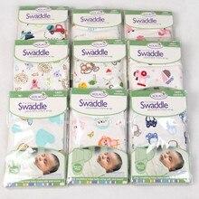 Swaddle Wrap Cotton soft infant Blanket and Swaddling Wrap Blanket Sleepsack