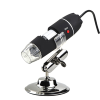 1000X Digital USB Microscope With 8 LED Lights Adjustable Electronic Biological Microscope Magnifier 40x 1000x