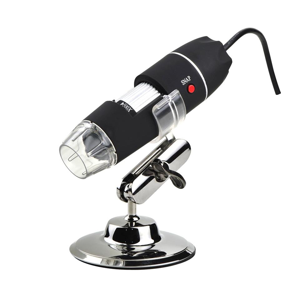 Цифровой USB микроскоп 1000X с 8 светодиодными лампами, регулируемый электронный Биологический микроскоп с лупой 40x ~ 1000x|usb microscope|biological microscopedigital usb microscope | АлиЭкспресс