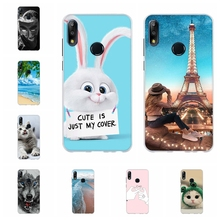 For Asus Zenfone Max Pro M2 ZB631KL Case TPU For Asus Max Pro M2 ZB631KL Cover Animal Patterned For Asus Max Pro M2 ZB631KL Capa asus a88x pro