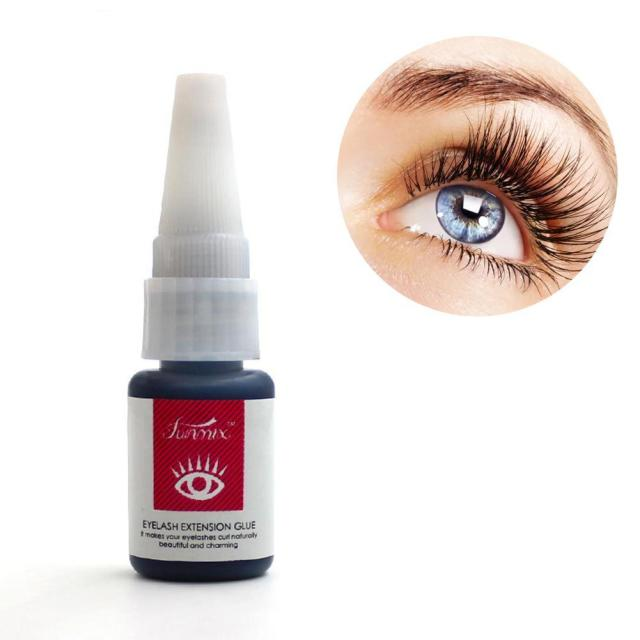 Professioan long lasting 30 days eyelash glue for lashes fast dry strong eyelashes extension glue Micro stimulation with odor 4