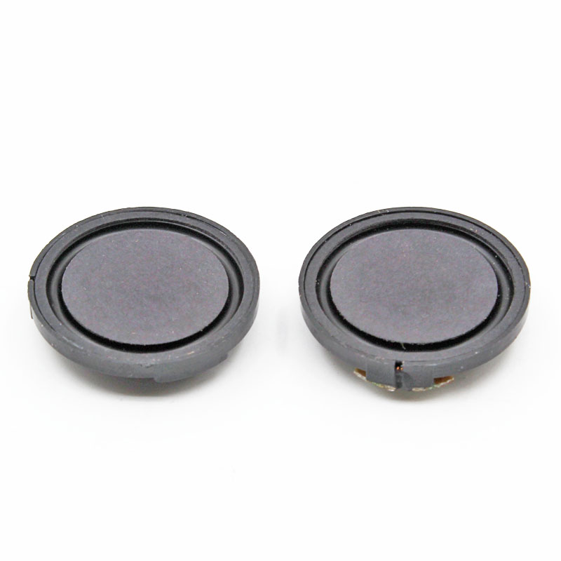 Acoustic Components Passive Components 10pcs 4r 3w 36mm Round Speaker Thickness 6.5mm Complex Film Bass Loud Speaker For High-end Toys E-book