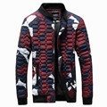 2016 Brand New Fashion Winter Jacket Men Thin Casual Camouflage Down Coat Hot Selling Fashion Lovers Clothing Size: S-4XL