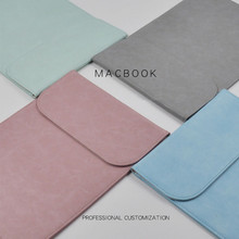 IRALAN New Waterproof 11 13 12 PU leather Sleeve for Macbook