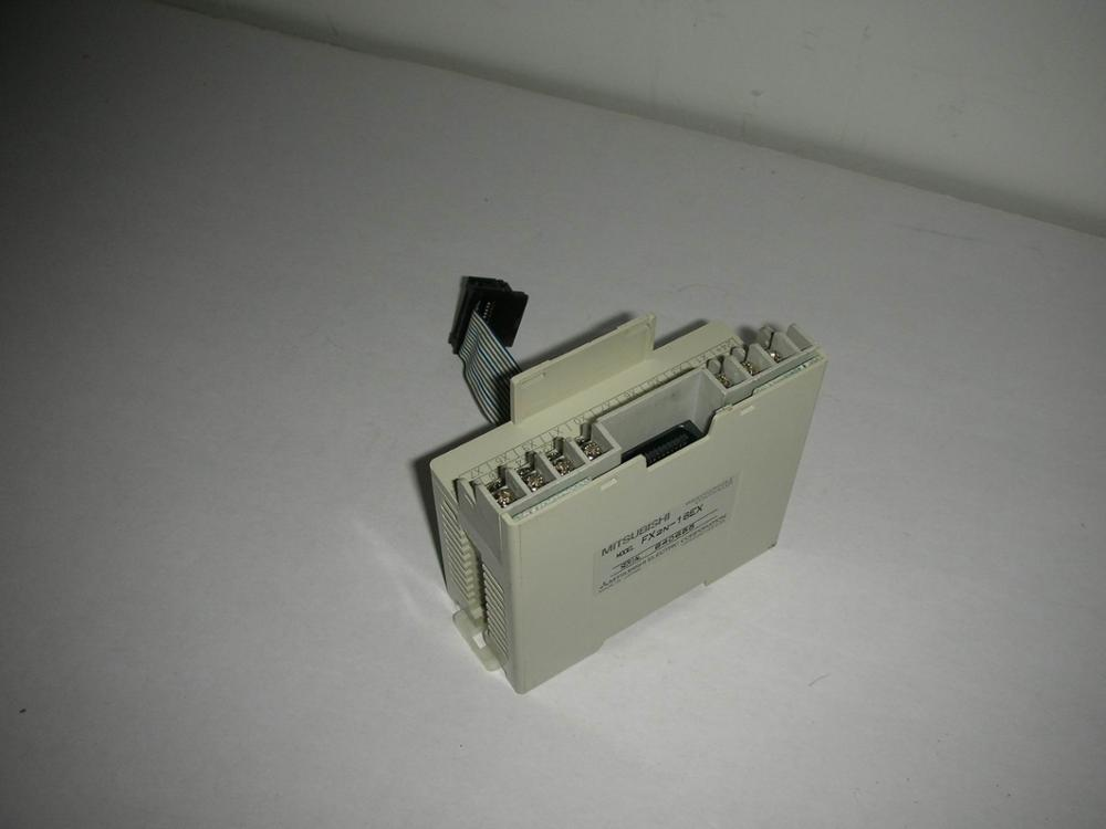 1PC USED * PLC FX2N-16EX 1pc used ab plc 1734 ow2