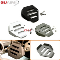 For BMW R1200GS 2010 2012 R1200 GS ADV 2010 2013 R1200R 2011 2014 R1200RT 2010 2013 R NINET 2014 2017 Exhaust Flap Cover