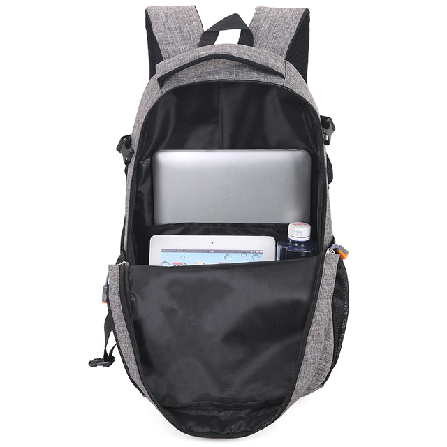 Unisex School Bag Waterproof Nylon Brand New Schoolbag Business Men Women Backpack Polyester Bag Shoulder Bags Computer Packsack