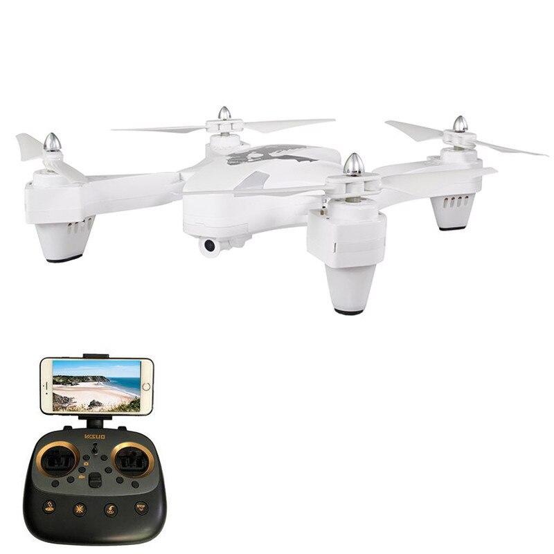 2018 Nouveautés VISUO XS811 GPS 5g 2.4 ghz WiFi FPV avec 720 p Caméra 14 minutes Temps de Vol pliable RC Drone Quadcopter RTF