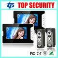 "7"" Color Screen Intercom System Video Door Phone Night Vision Doorbell Camera Mounted Door Intercom Monitor Door Access Control"