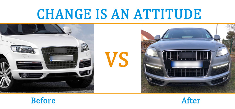 Audi Q7 VS
