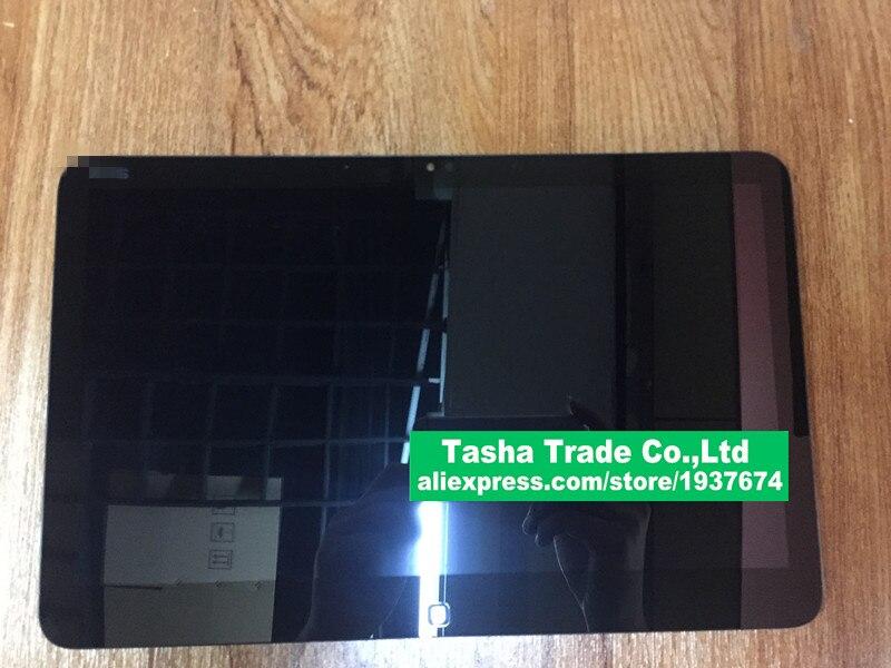 Pour DELL XPS 12 9Q23 Écran Tactile Panneau Numériseur Verre LCD Assemblée D'affichage de Remplacement