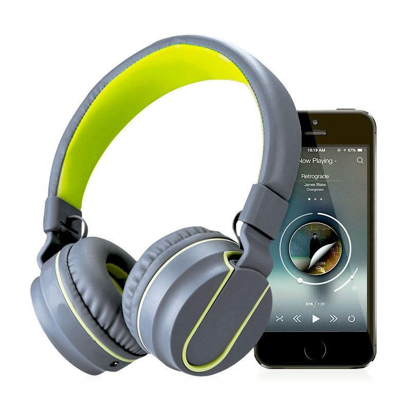 comodă căști stereo ușoare pliabile cu căști, căști setabile - Audio și video portabile