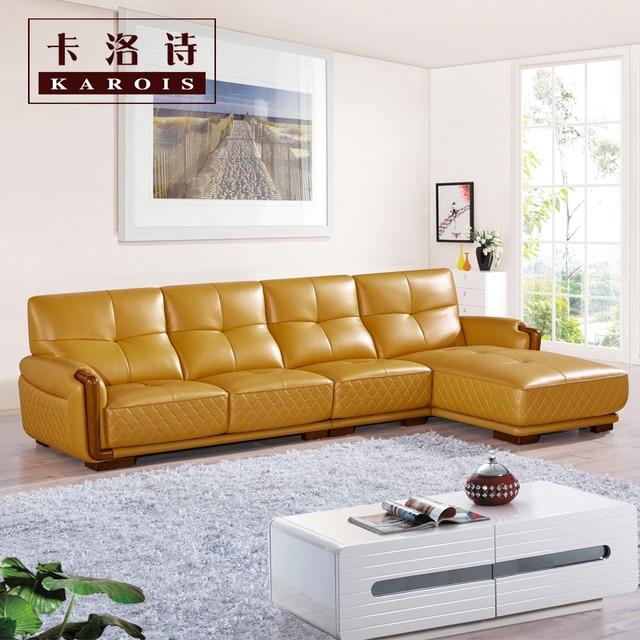 7 Sitzer Sofa Set Entwirft Möbel Wohnzimmer Luxus Sofa, Nordeuropa Designs  Für Kleine Zimmer Größe