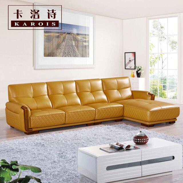 7 zits bankstel ontwerpen meubels woonkamer luxe sofa, noord Europa ...