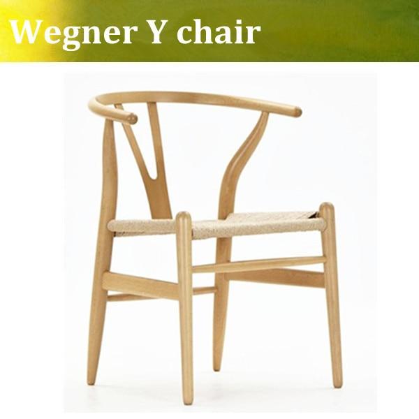 U-BEST high quality Replica Hans Wegner Y Chair,Hans Wegner Dining Chair,Wishbone Chair,solid wood  Wegner Y chair u best high quality reproduction basculant chair lc1 chair famous classic replica furniture