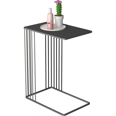Nordic U Type Metal Flower Modern Living Room Sofa Creative Wrought Iron  Side Coffee Table In Coffee Tables From Furniture On Aliexpress.com    Alibaba Group