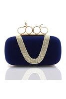 5 Pcs Of Women S Elegant Evening Bag Ladies Handbag Clutch Bag Ideal For Wedding And