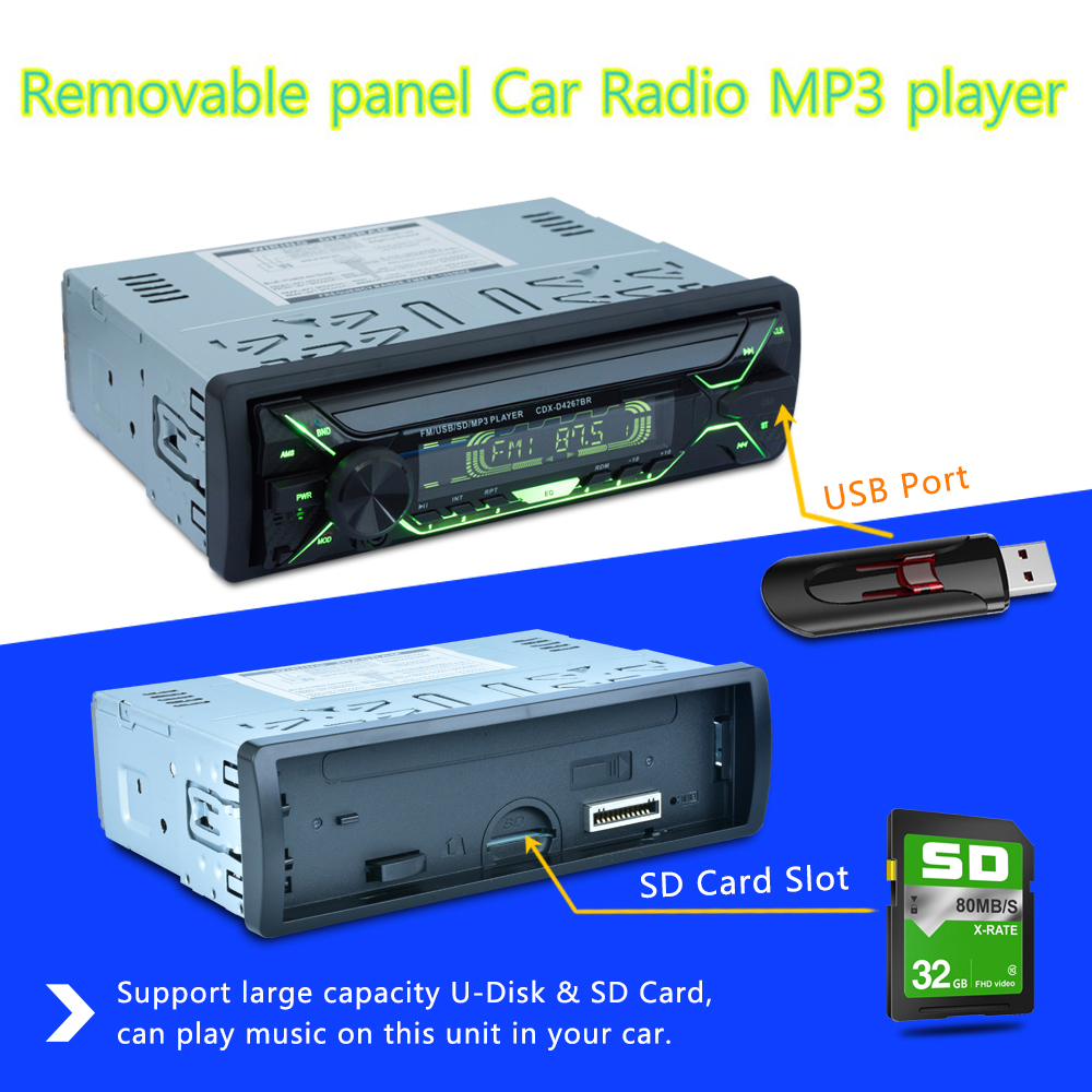 MP3 USB Transmitter Transformer Adapter für Dacia Original Autoradio