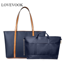 LOVEVOOK  large capacity shoulder bag set women handbags hig