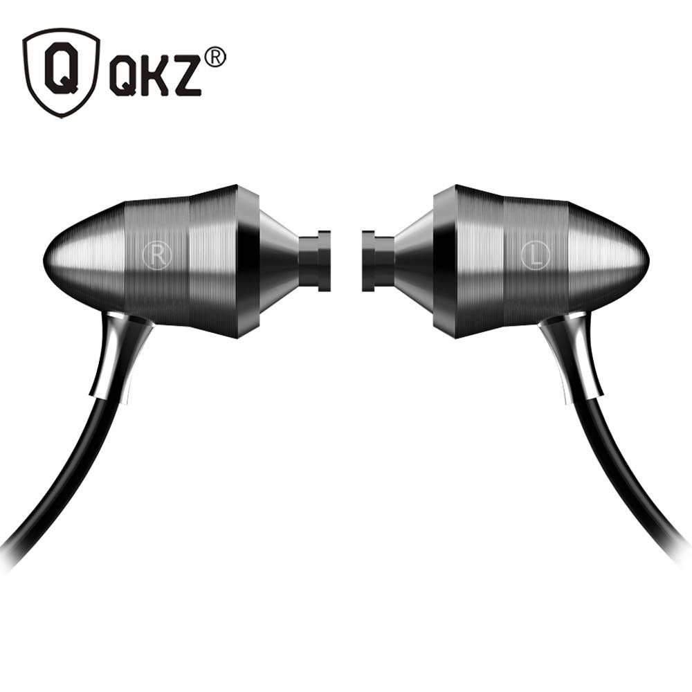 Original QKZ X6 HIFI Fones De Ouvido DJ Fones De Ouvido Fones de ouvido Super Bass Headset Monitoramento Profissional Universal 3.5 MM auriculares