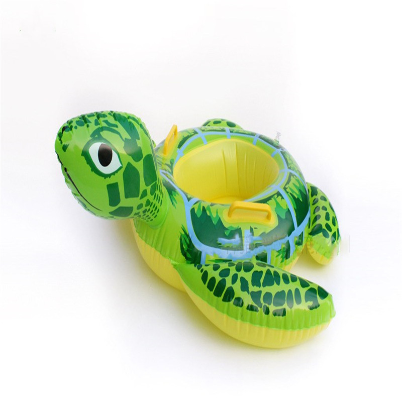 iEndyCn PVC Inflatable Swim Ring Children Thicken Swimming Ring Swimming Pool Accessories GXY214