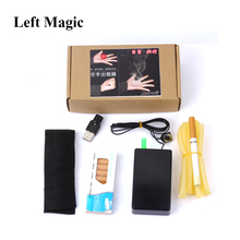 Super Foot Control Electronic Spray Smoke Device (10 Smoke Cartridges)- Magic Tricks The Mist Ultra Smoke Stage Close Up Magic