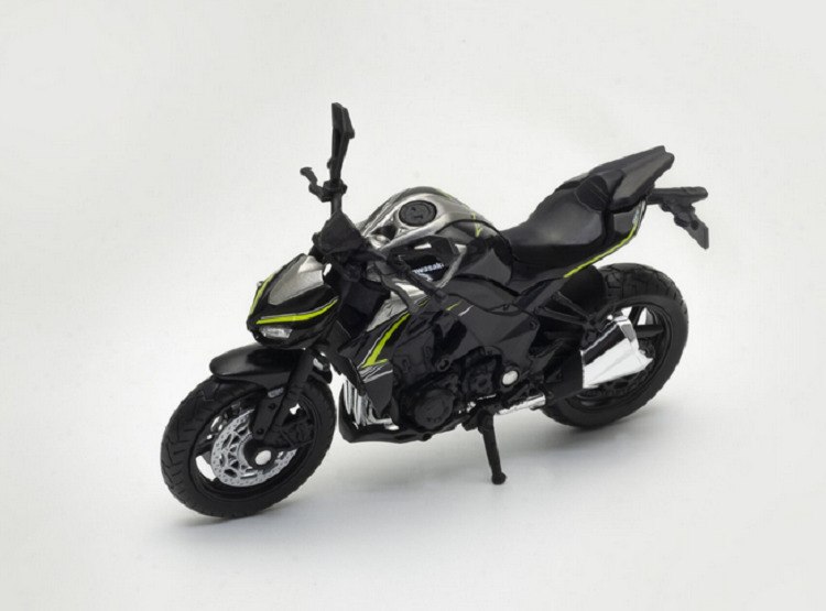 Welly 1:18 Kawasaki 2017 Z 1000R Sports Motorcycle Bike Model Toy New In BoxWelly 1:18 Kawasaki 2017 Z 1000R Sports Motorcycle Bike Model Toy New In Box