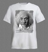 E=mc2 THEORY OF RELATIVITY ALBERT EINSTEIN Science T-Shirt