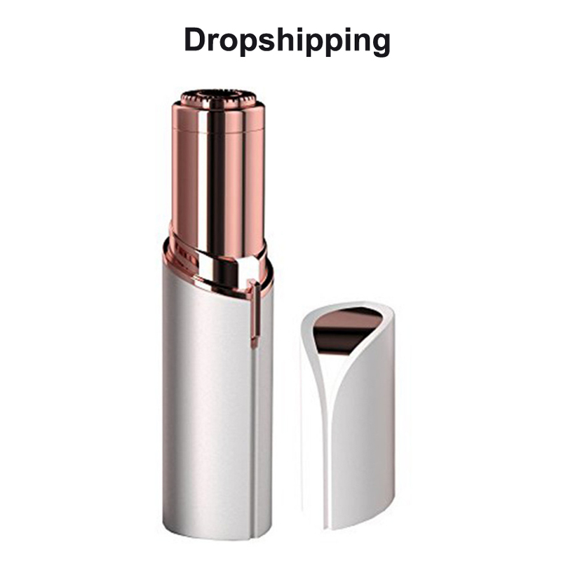 Flawless Finishing Touch Epilator, Electric Women Lipstick hair remover for Dropshipping-Homehold Fan