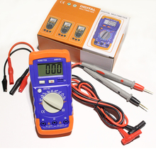 6013L Capacitor mF uF Circuit Gauge Capacitance Meter Tester replace XC6013L Capacitance font b multimeter b