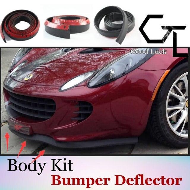 Bumper & Spoilers Lip Lips For Lotus / For Car Tuning / Car ...