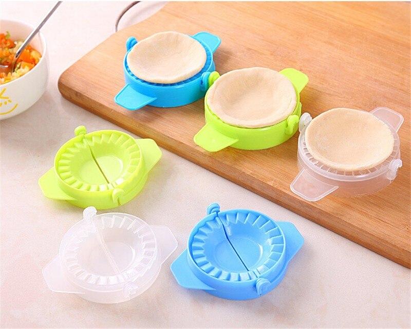 New 3pcs Easy Convenient Product Dumpling Mould Dumpling machine Tool Mode