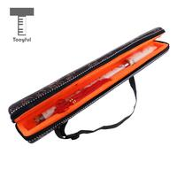 Tooyful Chinese Traditional Vertical Playing Concert Flute Bawu Pipe F Tone Bau Folk Musical Instrument for Beginners Gift