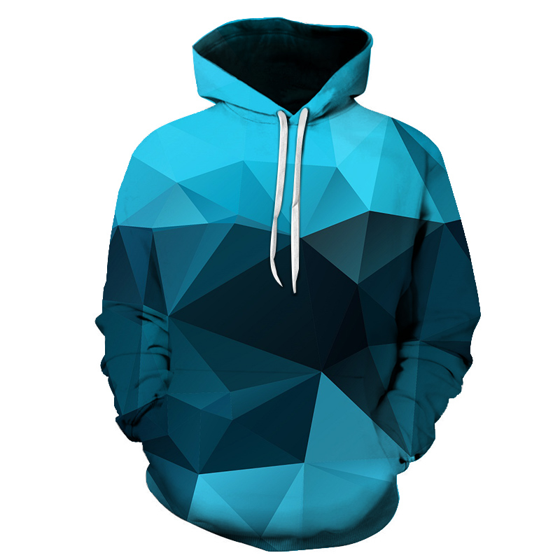 New Geometric Hoodies 3d Man Streetwear 2019 Fashion Hoody Men's Clothing Men 3d Sweatshirt Geeks Math 3d-hoodies