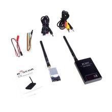 5.8G FPV 200 mW AV Sans Fil Transmetteur TX 5.8 GHz Rx RC Récepteur TS351 + RC805 Kit 2 KM 2000 M