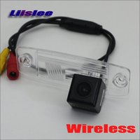 Liislee Wireless Car Parking Back Up Camera For Hyundai Avante Elantra XD 2000~2006 / Reverse Rear View Camera / HD Night Vision