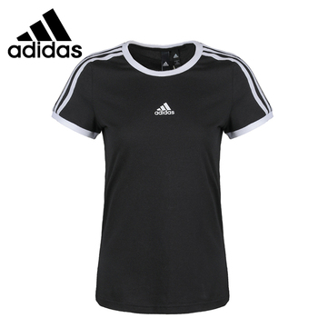 Original New Arrival  Adidas SS TEE 3S Women's  T-shirts short sleeve Sportswear