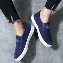 AODLEE 2019 Sneakers Men Casual Canvas Shoes Light Breathable Spring Men Sneakers Slip on Loafers Fashion Mens Shoes Casual