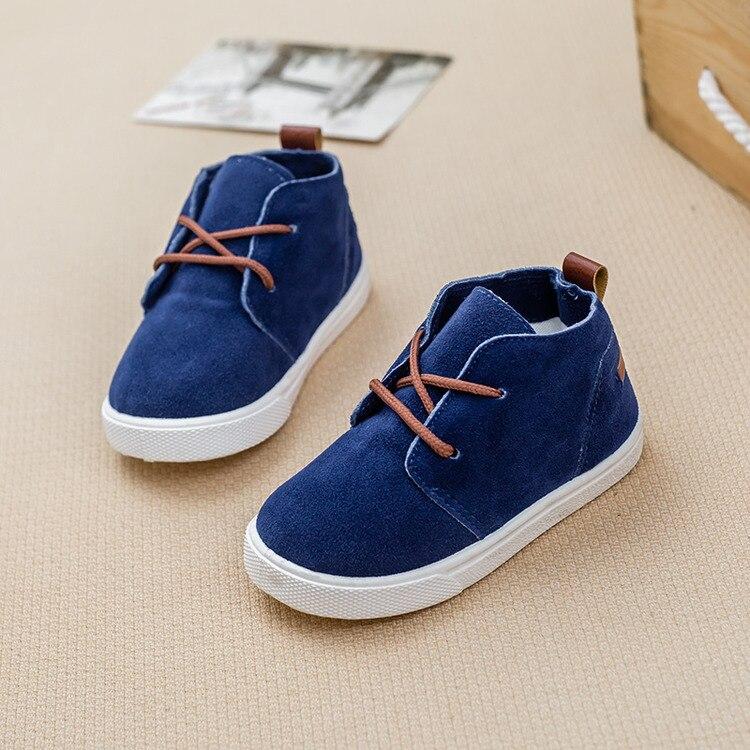 bc29b17a Otoño nuevos zapatos de moda para niños zapatos Súper suaves y cómodos para niños  zapatos casuales de gamuza para niños chaussure envío gratis en Zapatillas  ...