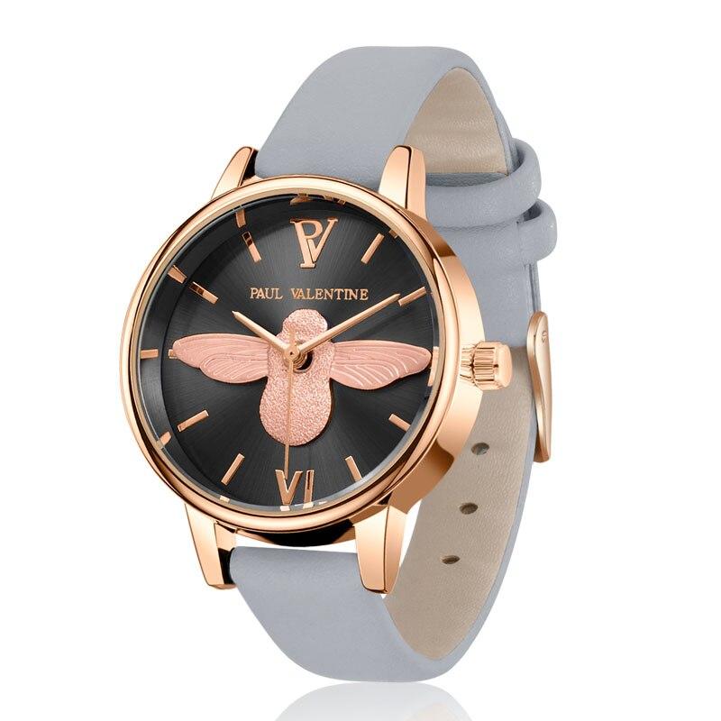 Women Watches Benyar Luxury Brand Ladies' 3D Bee Black Gold Bracelet Watch Relojes Mujer Montre Femme Animal Wristwatch kimio ladies watch new fashion luxury brand women gold quartz wristwatches bracelet hours relojes mujer montre femme