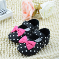 Infant Toddler Cute Baby Girls Princess Mary Jane Style Crib Shoes Child Shoes 0-12M
