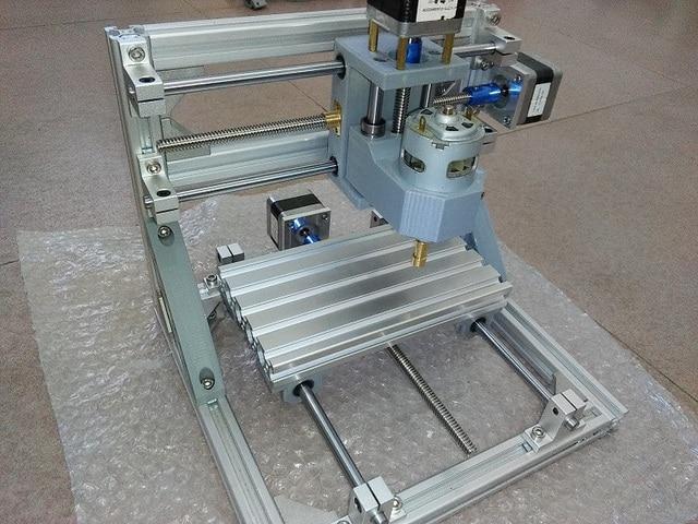 1610 cnc machine de gravure super mini machine de gravure BRICOLAGE machine de gravure CNC Arduino, zone de travail 16*10 cm
