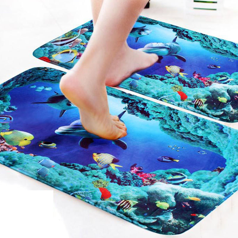 Living Room Rug Cartoon Flower Shell Carpet For Back Soft Bedroom Sofa Children Crawling Tatami Floor Mat
