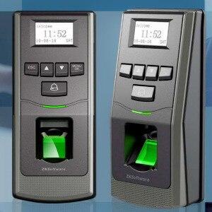 Elegant design Fingerprint Access Control Reader F6  Finger+ID Built-in RS485 and SD card biometric fingerprint access controller tcp ip fingerprint door access control reader