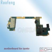 Raofeng разблокированная материнская плата для samsung Galaxy i9060 разблокированная Разобранная материнская плата wcdma хорошо работает с чипами