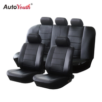 AUTOYOUTH PVC Leather Car Seat Covers Seat Ibiza Car seat protector for chrysler 300c volvo v50 peugeot 206 audi a3 sportback
