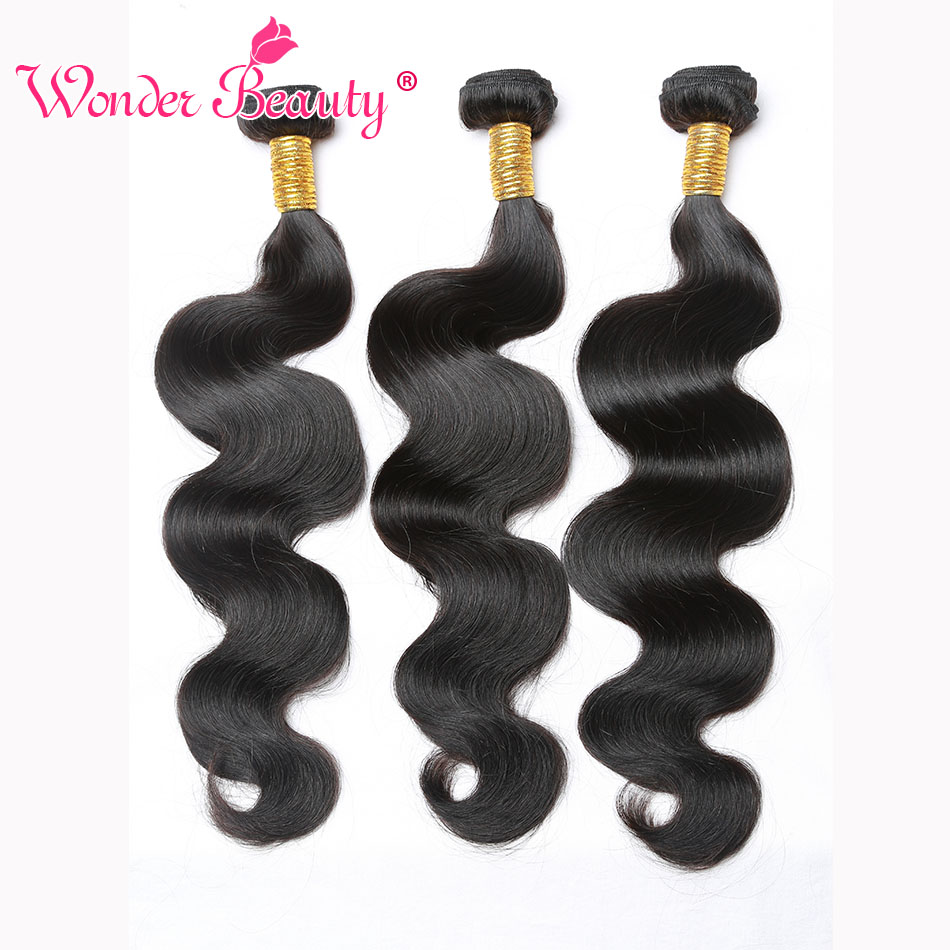 unprocessed virgin human hair body wave